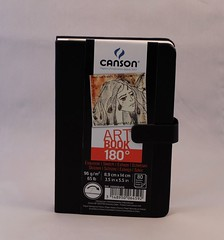 Canson 180 Art Book01