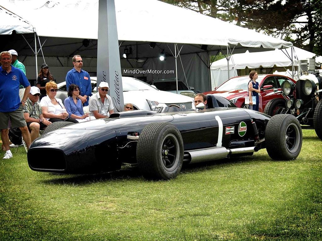 1965 Bentley SSSC-2 race car