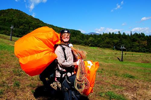 Paragliding 138r