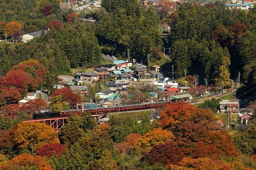 C58 363 @浦山口〜武州中川