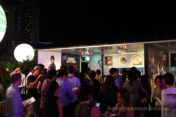 Savour 2014 @ The Promontory at Marina Bay