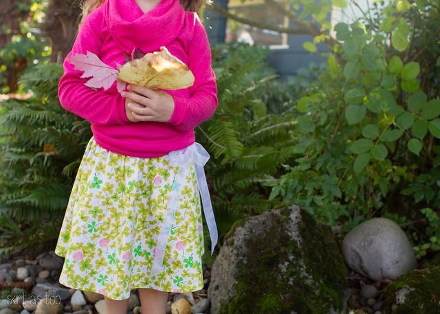 magentaa bimaa and briar rose swingset skirt