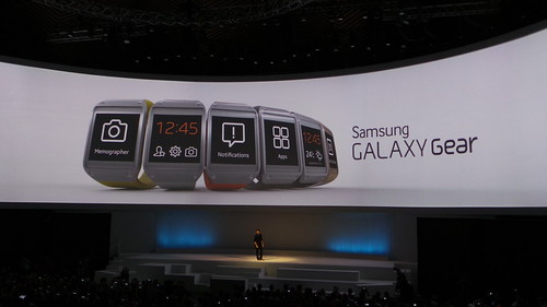 Samsung Press Event - IFA 2013