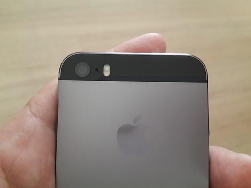 True Tone Flash ของ iPhone 5s