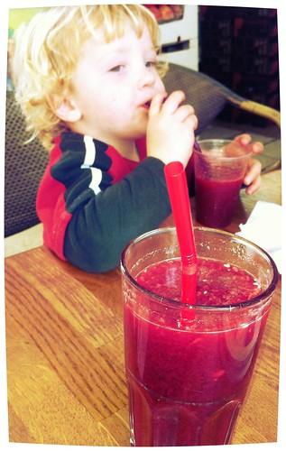 Pomegranate Juice by nikki.j.thorpe