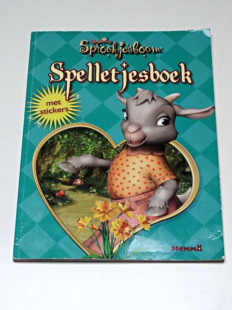 sprookjesboom spelletjesboek