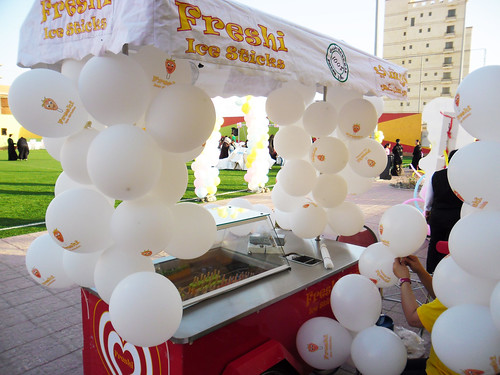 خدمة حفلات خارجية من فريشي by Freshi Ice Sticks Jeddah Saudi Arabia