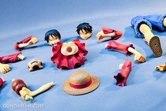 Monkey D. Luffy - P.O.P Sailing Again - Figure Review - Megahouse (7)