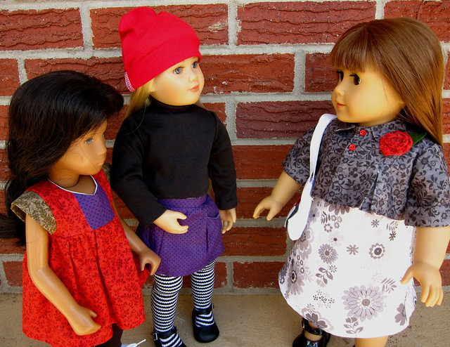 Free Doll Dress Pattern WrenFeathers - Free invoice templates pdf american girl doll store online