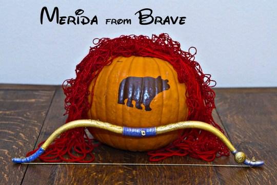 Merida Pumpkin