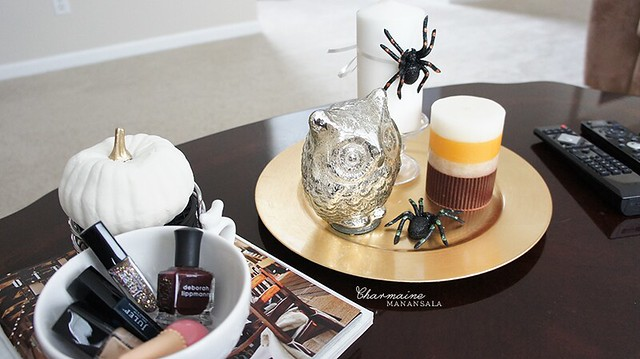 Halloween Decor - Coffee Table