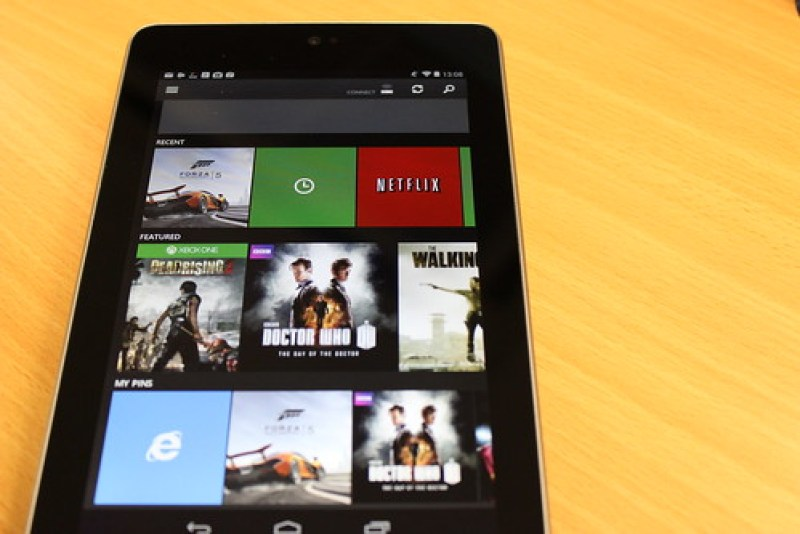 Xbox One SmartGlass Beta brings OneGuide and TV remote control to