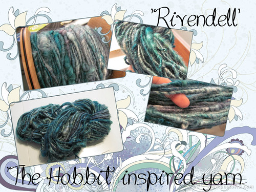 Hobbit inspired yarn