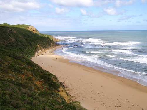 Great Ocean Road Beach