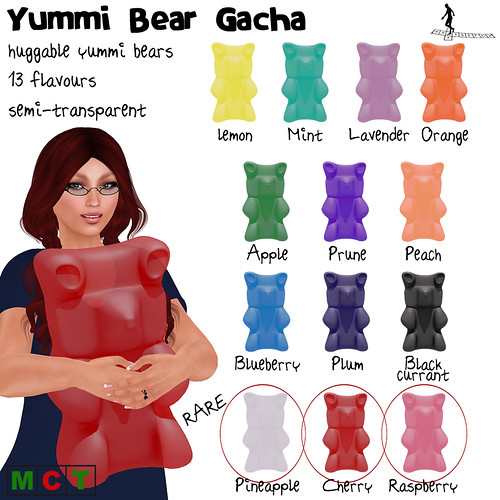 Coming soon -  Yummi Bear Gacha