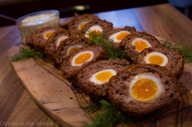 Elk Scotch Egg
