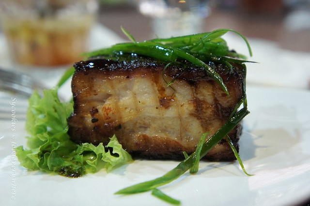 7.chicago rib -Braised Pork Belly