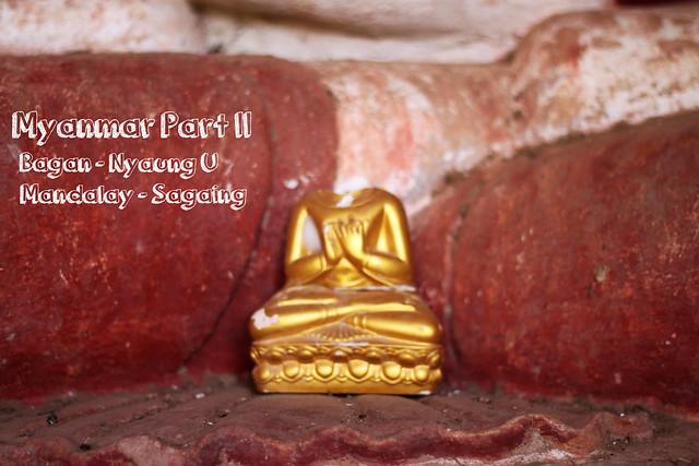 Myanmar II Cover