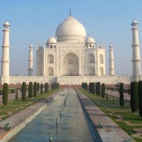 Backpacking India: Agra