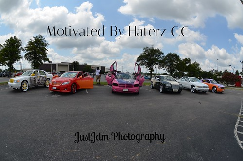 motivated by haters group