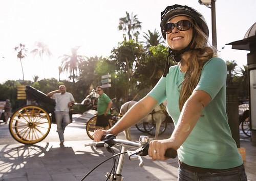 bike tour in malaga spain