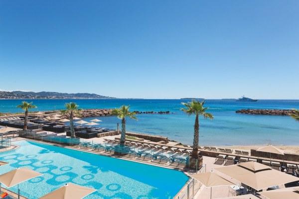 Mandelieu-La Napoule, entre Cannes et le Massif de l'Esterel