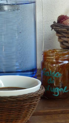 Prune sauce - Salsa di prugne