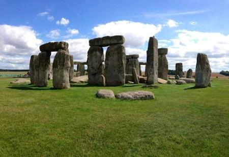 visitare stonehenge