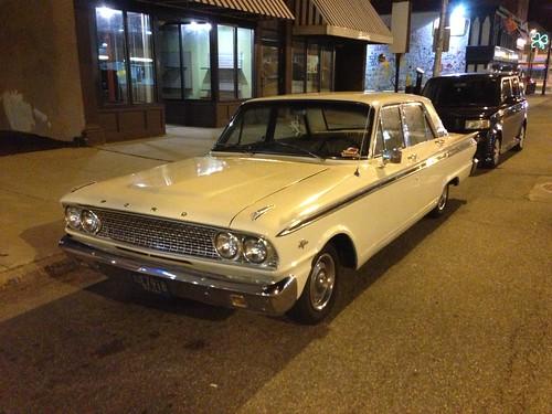 1963 Ford Fairlane d