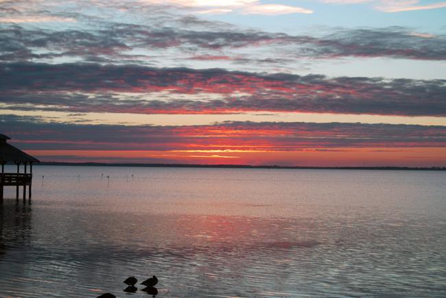 Sunset on 9_30
