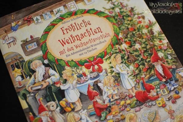 Weihnachtswichtel Buch
