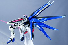 Metal Build Freedom Gundam Prism Coating Ver. Review Tamashii Nation 2012 (58)