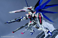 Metal Build Freedom Gundam Prism Coating Ver. Review Tamashii Nation 2012 (82)