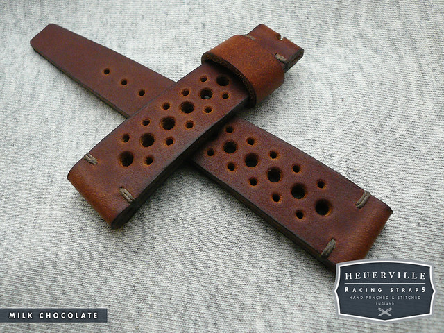 HV Straps - Milk Chocolate