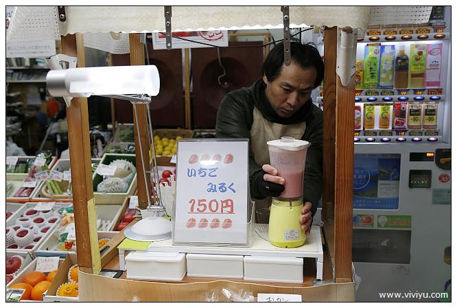 [大阪]南・黒門市場~新鮮魚好吃、好玩、好好逛 @VIVIYU小世界