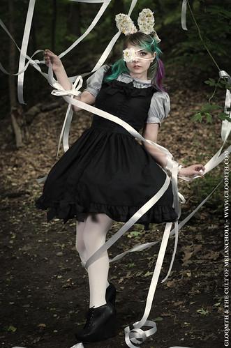 gloomth lolita jumperskirt