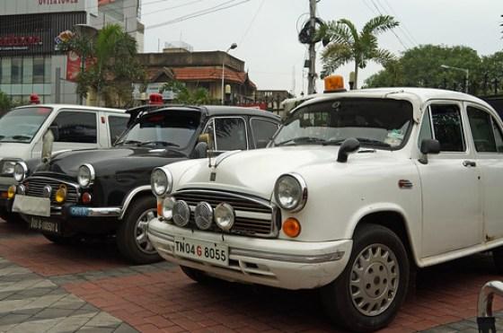 Hindustan Ambassadors