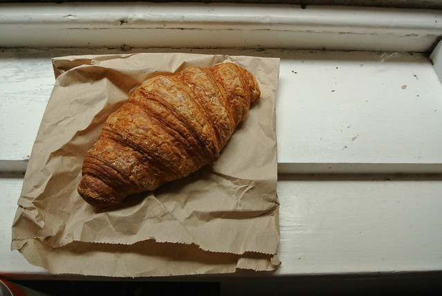 Croissant from Love Bristol