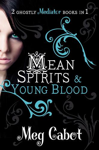 MEAN SPIRITS paperback omnibus edition
