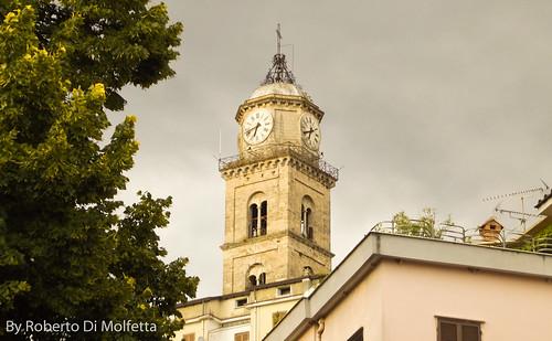 Il campanile - Frosinone by Roberto Di Molfetta