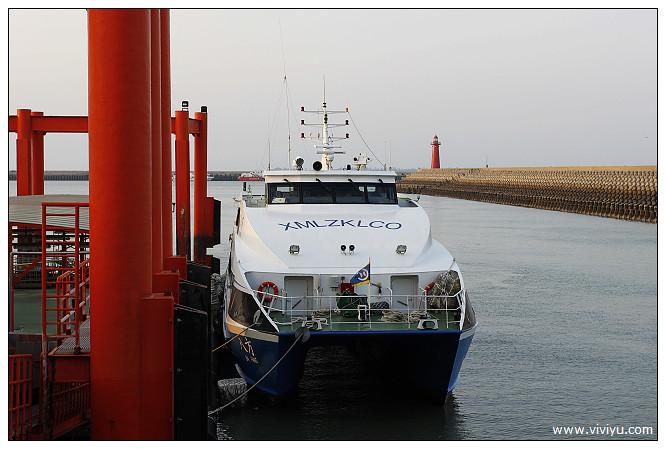 中國 小三通 福建 金門 水頭碼頭 @VIVIYU小世界