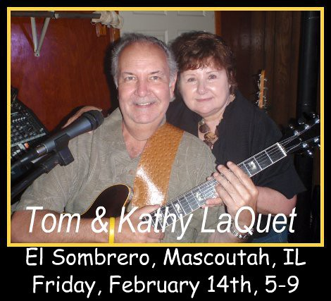 Tom & Kathy LaQuet 2-14-14
