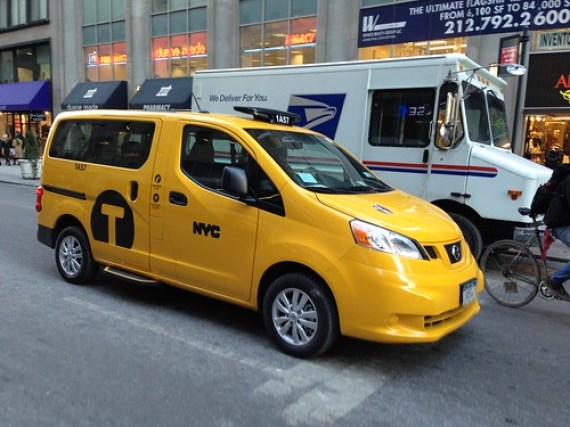 New Yellow Cab