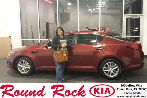 Happy Birthday to Christina Rodriguez from Roberto Nieto and everyone at Round Rock Kia! #BDay by RoundRockKia
