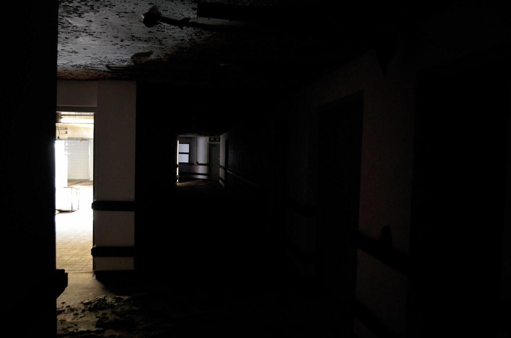 Paradise Resort Hotel, Abandoned, Jeju, South Korea  03