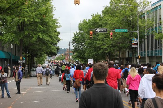 Children's March Commemoration, Birmingham AL