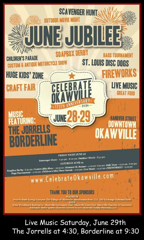 Okawville 175th 6-28-29