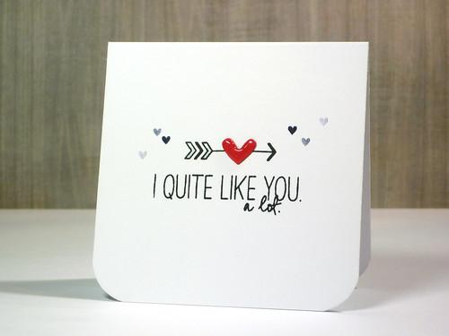 I Quite Like You