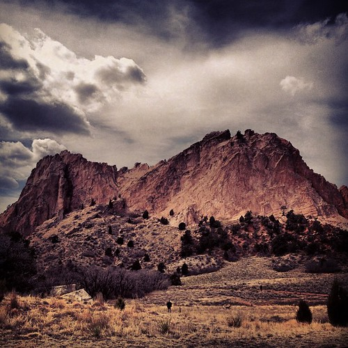 Gardner of the Gods #coloradosprings by @MySoDotCom