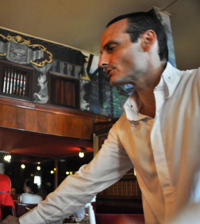 Chef Christian Buffa of La Miramar Restaurant Discusses his Bouillabaisse.